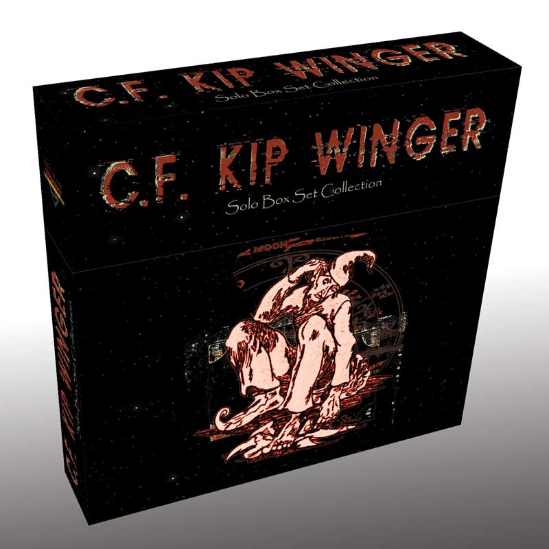 C F Kip Winger : Solo Box Set Collection