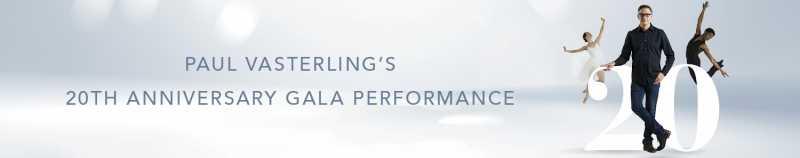 News image for CF Kip Winger's 'Ghosts' - Paul Vasterling's 20th Anniversary Gala, Nashville Ballet