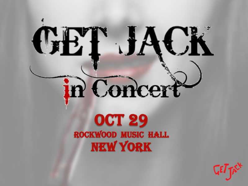News image for Get Jack! A Musical Thriller - In Concert Oct 29, 2019 in NYC
