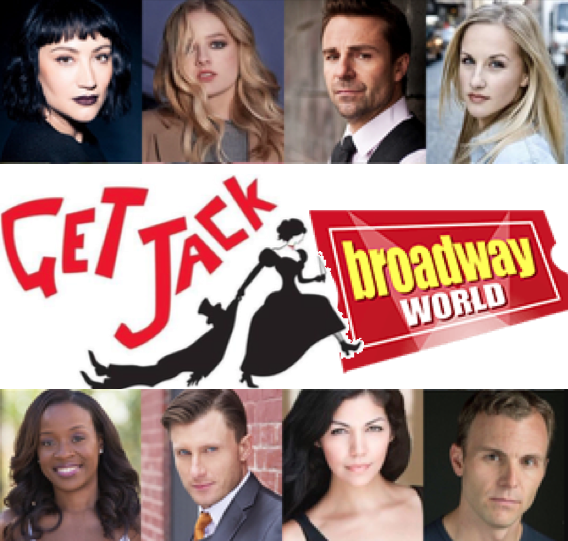 News image for Broadway World Announces - Jackie Evancho, Eden Espinosa, Jeanna De Waal and More to Star in GET JACK In Concert