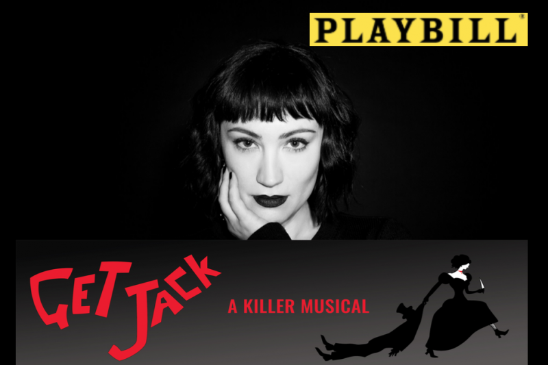 News image for Playbill Announces: Eden Espinosa to Headline Concert of New Musical Thriller Get Jack