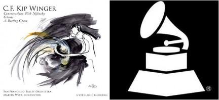 News image for CF Kip Winger Nominated for a Grammy