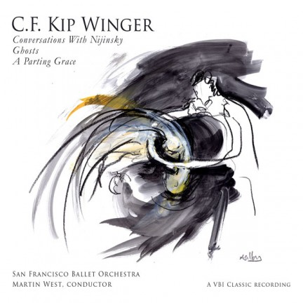 News image for Press Release by Naxos on CF Kip Winger's New Classical CD, 'Conversations With Nijinsky'