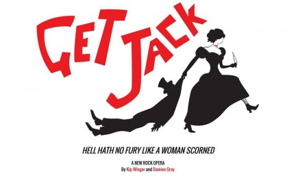 News image for Get Jack, the new musical by Kip Winger and Damien Gray