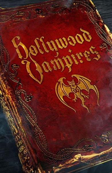 News image for ALICE COOPER, JOHNNY DEPP, DAVE GROHL, BRIAN JOHNSON, SIR PAUL MCCARTNEY, SLASH, KIP WINGER Appear On HOLLYWOOD VAMPIRES Debut