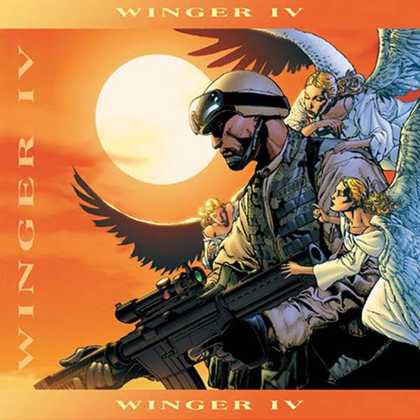 CD cover of IV  by Winger