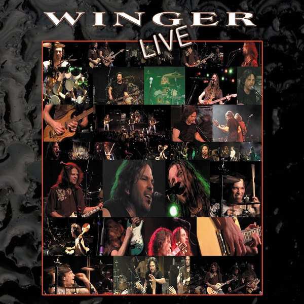 Winger Live - CD 1 : Winger